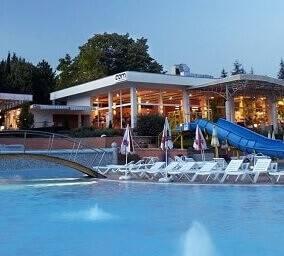 Hotelul Com din Albena Bulgaria