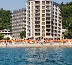 Hotelul Kaliakra din Albena Bulgaria